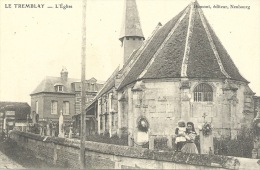 27 - LE TREMBLAY - Eure - L'Eglise - France