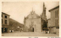 SEIX - L'église - Francia