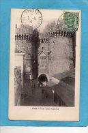 "GRECE-RHODES-turquie D´asie´-porta Santa Caterina - Nov1916 Cachet-Rodi-stamp Italien""surchargé"" Rodi - Grèce"