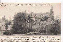 FONTAINE L'EVEQUE 8  LE CHATEAU   1905 - Fontaine-l'Evêque