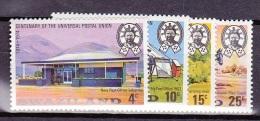 Swazieland, 1974, SG 215 - 218 Set Of 4, MNH - Swaziland (1968-...)