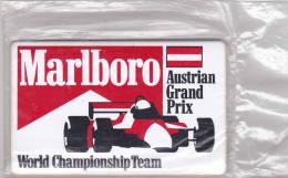 Sticker Marlboro  Série Compléte - Automovilismo - F1