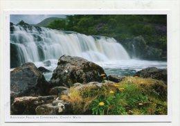 IRELAND - AK 182388 County Mayo - Aasleagh Falls in Connemara