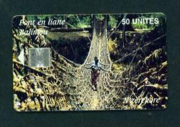 GUINEA - Chip Phonecard As Scan - Guinea