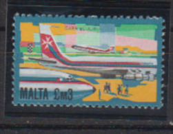 MALTE     1981     N.    639      COTE     20 . 00       EUROS        ( M 150 ) - Malte
