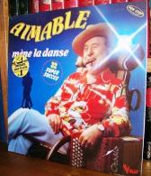 VINYLE DOUBLE ALBUM NEUF 33 TOURS 1983 AIMABLE MENE LA DANSE 32 SUPER SUCCES C'EST BON POUR LE MORAL EL BIMBO CELIMENE - Instrumental