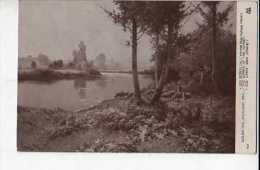 Corbigny Les Bords De L Yonne Salon 1910 - Corbigny