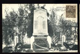 Cpa Du 55 Sivry Sur Meuse Monument Aux Morts De La Grande Guerre   HRT8 - France