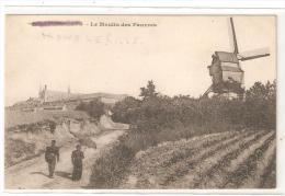MOULIN DES PAUVRES  MONT DES CATS NORD 59 - Windmills