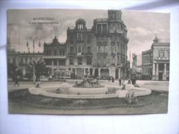 Uruguay Montevideo Plaza Indepencia Old - Uruguay