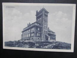 AK JESCHKENHAUS B.REICHENBERG 1929 //  V6075 - Sudeten