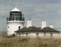 Postcard - Portland Bill Old High Lighthouse, Dorset - SMH05 - Faros