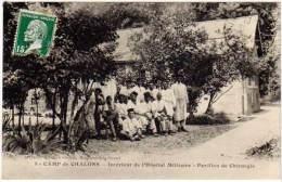 Camp De Châlons -  Intérieur De L'Hôpital Militaire - Pavillon De Chirurgie - Camp De Châlons - Mourmelon