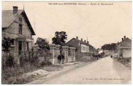 Isles Sur Suippe - Route De Bazancourt - France