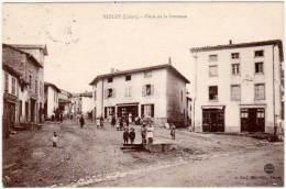 Violay - Place De La Fontaine - Otros Municipios