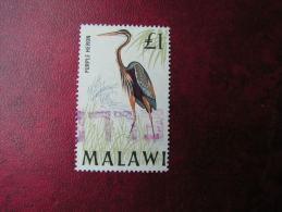 == Malawi  Bird - Malawi (1964-...)