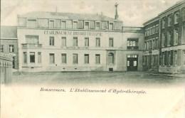 Belgique BONSECOURS  Etablissement D'Hydrothérapie - Tournai
