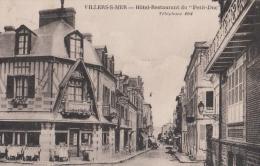 VILLERS SUR MER 14 ( HOTEL RESTAURANT DU PETIT DUC ) - Villers Sur Mer