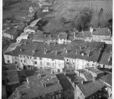 COGOLIN Vue Aerienne Rue Nationale En 1968 ( LOT LILOU 13 ) - Lieux