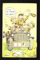 Vive La Classe Les Gars - Umoristiche