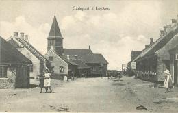 Danemark : Gadeparti I Lokken - Danemark