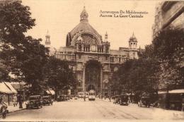 BELGIQUE - ANVERS - ANTWERPEN - De Middenstatie - La Gare Centrale. - Antwerpen