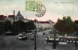 BELGIQUE - ANVERS - ANTWERPEN - Place De La Commune. - Antwerpen