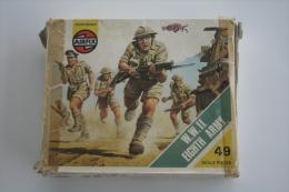 Airfix WW2 Eighth Army, Scale HO/OO, Vintage - Figurines