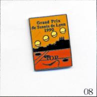 Pin´s - Sport - Tennis / Grand Prix 1990 De Lyon (69). Est. Stadium. EGF. T105-08 - Tennis