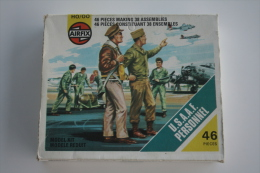 Airfix WW2 U.S.A.A.F. Personnel, Scale HO/OO, Vintage - Figurines