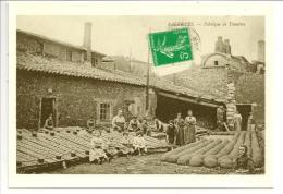83 - CARTE POSTALE AU TIMBRE VERT - Collection Alain VAGH - Salernes-en-Provence - Repro D´une Ancienne Cpa - Salernes