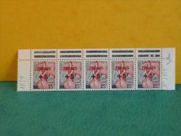 N°1229 Y&T 1959 Neuf Sans Charnières - Coté 1.50 € (2014) Fréjus Avec Surcharge De 5fr - France