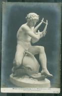 Musée Du Luxembourg - E. - E. Hiolle ( 1883-1887 )  Arion Assis Sur Le Dauphin - Dai13 - Sculptures