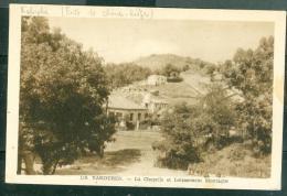 N°110  -  Yakouren   - La Chapelle Et Lotissement Montagne   ( Kabylie )  - Dai16 - Algérie