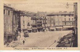 SAINT AFFRIQUE ... PLACE DE LA LIBERTE - Unclassified