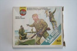 Airfix WW2 British Commandos, Scale HO/OO, Vintage - Figurines
