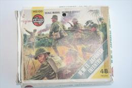 Airfix WW2 Japanese Infantery, Scale HO/OO, Vintage - Figurines