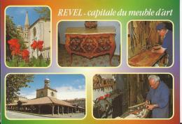 Revel - Capitale Du Meuble D'Art - Revel