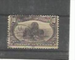 ETATS UNIS   USA   Y Et T  No   134   (o) - Used Stamps