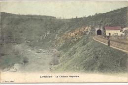 87 - Eymoutiers : Le Château Repentie - Eymoutiers