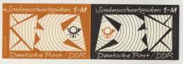 DDR SMH No. 8 e ** postfrisch