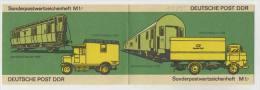 DDR SMH No. 9 db ** postfrisch