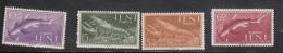 1954 DIA DEL SELLO COLONIAL ED 118/121 MNH - Ifni