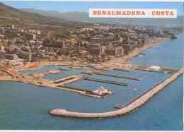 CPM Espagne - Benalmadena Costa - Puerto Principe - Espagne