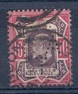 131009154  G.B. YVERT  Nº  116  PERFORATED - 1902-1951 (Re)