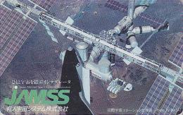 Télécarte Japon - ESPACE Astronomie - SPACE SYSTEM CORPORATION / NASA - Astronomy Japan Phonecard Telefonkarte - 786 - Astronomie