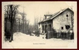 Cpa 95  Loriette à  Saint Leu        -parfait état        -précurseur    T12 - Saint Leu La Foret