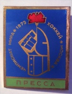 World Championship Moscow (117.) - Pin