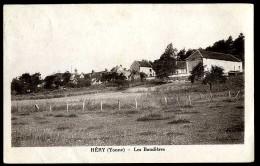 Cpa 89 Hery Les Baudières              A10