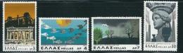 Greece 1977 Enviroment Protection Set Mint No Gum T0565 - Griechenland